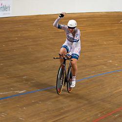 Nederlands Kampioenschap Achtervolging vrouwen Apeldoorn Kirsten Wild wordt Nederlands Kampioen op de achtervolging