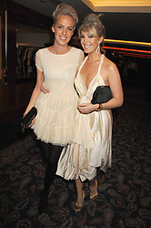 Left to right, LADY LOUISA COMPTON and OLIVIA BUCKINGHAM at the 2008 Boodles Boxing Ball in aid of the charity Starlight held at the Royal Lancaster Hotel, London on 7th June 2008.<br /> <br /> NON EXCLUSIVE - WORLD RIGHTS