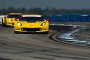 March 19-21, 2015 Sebring 12 hour 2015: Magnussen/Garcia/Briscoe, USA Corvette Racing C7.R GTLM