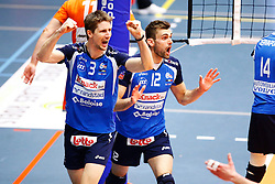 20150501 BEL: Volley Behappy2 Asse-Lennik - Knack Roeselare, Zellik<br />