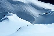 South slopes of Piz Turba, Grisons, Switzerland