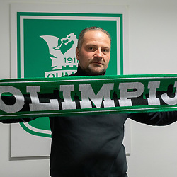 20210112: SLO, Football - Goran Stankovic, new coach of NK Olimpija Ljubljana