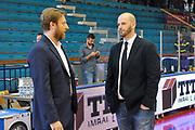 DESCRIZIONE : Campionato 2014/15 Serie A Beko Grissin Bon Reggio Emilia - Dinamo Banco di Sardegna Sassari Finale Playoff Gara7 Scudetto<br /> GIOCATORE : Edi Dembinsky<br /> CATEGORIA : Ritratto<br /> SQUADRA : RAI TV<br /> EVENTO : LegaBasket Serie A Beko 2014/2015<br /> GARA : Grissin Bon Reggio Emilia - Dinamo Banco di Sardegna Sassari Finale Playoff Gara7 Scudetto<br /> DATA : 26/06/2015<br /> SPORT : Pallacanestro <br /> AUTORE : Agenzia Ciamillo-Castoria/L.Canu