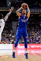 Anadolu Efes's Tyler Honeycutt during Turkish Airlines Euroleague match between Real Madrid and Anadolu Efes at Wizink Center in Madrid, April 07, 2017. Spain.<br /> (ALTERPHOTOS/BorjaB.Hojas)