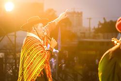 Projeto Música Ciranda Riograndense, com o apoio do Ministério da Cultura e Banrisul, durante a 39ª Expointer, Exposição Internacional de Animais, Máquinas, Implementos e Produtos Agropecuários. A maior feira a céu aberto da América Latina,  promovida pela Secretaria de Agricultura e Pecuária do Governo do Rio Grande do Sul, ocorre no Parque de Exposições Assis Brasil, entre 27 de agosto e 04 de setembro de 2016 e reúne as últimas novidades da tecnologia agropecuária e agroindustrial. FOTO: Alessandra Bruny/ Agência Preview