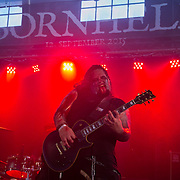Genfærd. Bornhell, the first ever Black Metal music festival on the island of Bornholm.