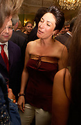 Ghislaine Maxwell, , Party to celebrate the publication of 'Stalin, The Court of the Red Tsar' by Simon Sebag Montefiore. English Speaking Union, London. 8 July 2003.