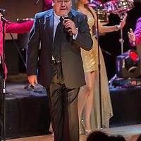 Mexico, D.F. 29/06/2015. Centro Cultural Roberto Cantoral. Grabacion del material musical de La Sonora Dinamita.La Sonora Dinamita. Coque Muniz.