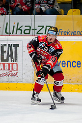 08.01.2017, Ice Rink, Znojmo, CZE, EBEL, HC Orli Znojmo vs Dornbirner Eishockey Club, 41. Runde, im Bild Colton Jaret Yellow Horn (HC Orli Znojmo) // during the Erste Bank Icehockey League 41th round match between HC Orli Znojmo and Dornbirner Eishockey Club at the Ice Rink in Znojmo, Czech Republic on 2017/01/08. EXPA Pictures © 2017, PhotoCredit: EXPA/ Rostislav Pfeffer