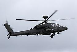 Boeing AH-64 Apache, Farnborough International Airshow, London Farnborough Airport UK, 15 July 2016, Photo by Richard Goldschmidt