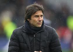 Chelsea manager Antonio Conte - Mandatory by-line: Jack Phillips/JMP - 12/02/2017 - FOOTBALL - Turf Moor - Burnley, England - Burnley v Chelsea - Premier League