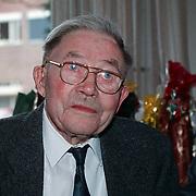 Dhr. de Jong 100 jaar in de Bolder Huizen