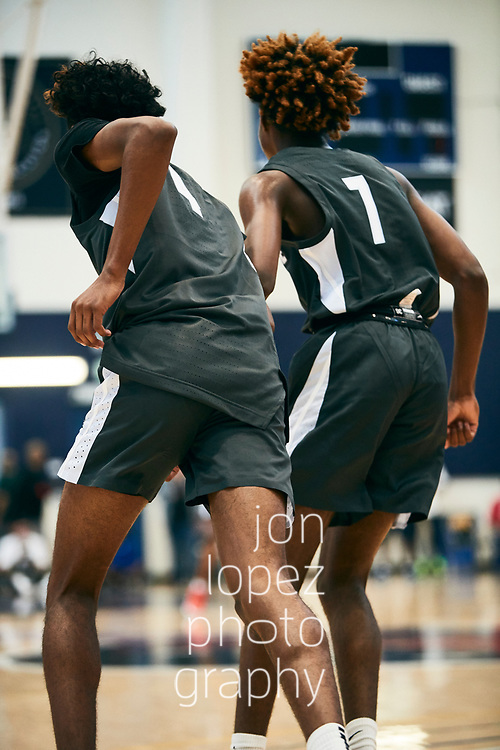 THOUSAND OAKS, CA Saturday, August 10, 2019 - Nike Basketball Academy at Mamba Sports Academy in Thousand Oaks, California. <br /> NOTE TO USER: Mandatory Copyright Notice: Photo by Jon Lopez / Nike