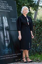 """La vedova Winchester"" photocall in Rome on February 13, 2018. 13 Feb 2018 Pictured: Helen Mirren attends the ""La vedova Winchester"" photocall in Rome on February 13, 2018. Photo credit: Stefano Costantino / MEGA TheMegaAgency.com +1 888 505 6342"