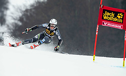 STJERNESUND Thea Louise of Norway competes during the 6th Ladies'  GiantSlalom at 55th Golden Fox - Maribor of Audi FIS Ski World Cup 2018/19, on February 1, 2019 in Pohorje, Maribor, Slovenia. Photo by Vid Ponikvar / Sportida
