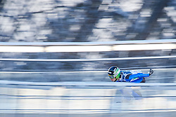 Poland, Wisla Malinka - 2017 November 19: Tilen Bartol from Slovenia slides on the hill during FIS Ski Jumping World Cup Wisla 2017/2018 - Day 3 at jumping hill of Adam Malysz on November 19, 2017 in Wisla Malinka, Poland.<br /> <br /> Mandatory credit:<br /> Photo by © Adam Nurkiewicz<br /> <br /> Adam Nurkiewicz declares that he has no rights to the image of people at the photographs of his authorship.<br /> <br /> Picture also available in RAW (NEF) or TIFF format on special request.<br /> <br /> Any editorial, commercial or promotional use requires written permission from the author of image.