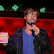 NLD/Amsterdam/20120918 - Cd Box presentatie Doe Maar, Giel Beelen