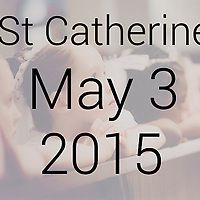 St Catherine First Comm May 3,  2015
