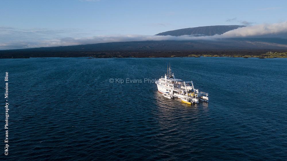 Vessel  ARGO - Galapagos Islands