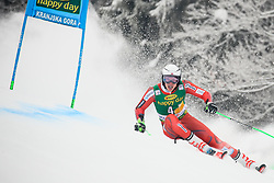 Henrik Kristoffersen of Norway competes during 1st run of Men's GiantSlalom race of FIS Alpine Ski World Cup 57th Vitranc Cup 2018, on March 3, 2018 in Kranjska Gora, Slovenia. Photo by Ziga Zupan / Sportida
