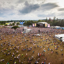 Friday, T in the Park 2015