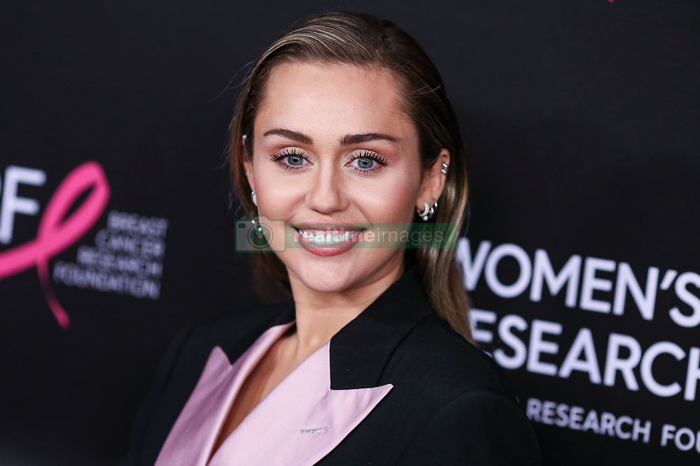 (FILE) Miley Cyrus Helps MAC Announce a $10 Million Donation for Coronavirus COVID-19 Pandemic Relief. 02 Apr 2020 Pictured: Miley Cyrus. Photo credit: Xavier Collin/Image Press Agency/MEGA TheMegaAgency.com +1 888 505 6342