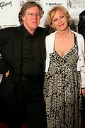 John Sebastian and guest arrives at The 2008 Songwriters Hall of Fame Awards Induction Ceremony held at The Marriott Marquis Hotel on June 19, 2008 ..The Songwriters Hall of Fame celebrates songwriters, educates the public with regard to their achievements, and produces a spectrum of professional programs devoted to the development of new songwriting talent through workshops, showcases and scholarships. The sonwriters Hall of Fame was founded in 1969 by songwriter Johnny Mercer and publishers Abe Olman and Howie Richardson