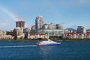 Ferry, Victoria, British Columbia, Canada