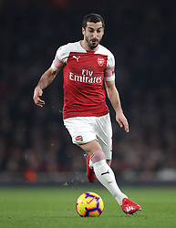 File photo dated 27-02-2019 of Henrikh Mkhitaryan, Arsenal