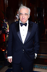 Martin Scorsese attending the afterparty for The Irishman as part of the BFI London Film Festival 2019 held at Freemasons Hall in London.