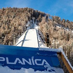 20201204: SLO, Ski Jumping - Planica 6 days before Ski Flying World Championships