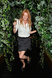 OLIVIA INGE at the opening of L'Eden by Perrier-Jouet held at The Unit, 147 Wardour Street, Soho, London on 15th September 2016.
