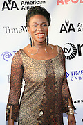 India.Arie at The Apollo Theater 4th Annual Hall of Fame Induction Ceremony & Gala with production design by In Square Circle Design Concepts, held at The Apollo Theater on June 2, 2008