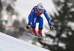 30.11.2017, Lake Louise, CAN, FIS Weltcup Ski Alpin, Lake Louise, Abfahrt, Damen, 3. Training, im Bild Nicol Delago (ITA) // Nicol Delago of Italy in action during the 3rd practice run of ladie's Downhill of FIS Ski Alpine World Cup at the Lake Louise, Canada on 2017/11/30. EXPA Pictures © 2017, PhotoCredit: EXPA/ SM<br /> <br /> *****ATTENTION - OUT of GER*****