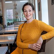 NLD/Amsterdam/20190909 - Boekpresentatie Baantjer, Myrianne van Reeden