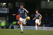 Jay Bothroyd of Cardiff City. FA Cup, 3rd round match, Cardiff City v Reading at Ninian Park, Cardiff on Sat 3rd Jan 2009. .pic by Andrew Orchard, Andrew Orchard sports photography