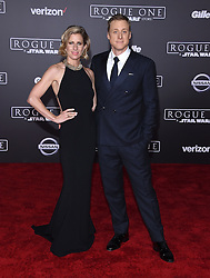 Celebrities arrive at the 'Rogue One: A Star Wars Story' movie premiere in Hollywood, California. 10 Dec 2016 Pictured: Alan Tudyk. Photo credit: American Foto Features / MEGA TheMegaAgency.com +1 888 505 6342