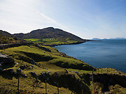 Sheep's Head overlooking the Kenmare River in West Cork, Ireland.<br /> Picture by Don MacMonagle -macmonagle.com