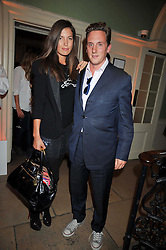 AMANDA SHEPPARD and HARRY BECHER at the launch of Quintessentially Soho at the House of St Barnabas, 1 Greek Street, London on 29th September 2009.<br /> <br /> <br /> <br /> <br /> BYLINE MUST READ: donfeatures.com<br /> <br /> *THIS IMAGE IS STRICTLY FOR PAPER, MAGAZINE AND TV USE ONLY - NO WEB ALLOWED USAGE UNLESS PREVIOUSLY AGREED. PLEASE TELEPHONE 07092 235465 FOR THE UK OFFICE.*