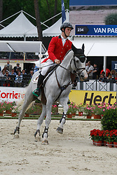 Van Paesschen Constant (BEL) - Citizenguard Toscan de St Hermelle<br /> Furusiyya FEI Nations Cup presented by Longines<br /> CSIO Rome 2014<br /> © Hippo Foto - Beatrice Scudo