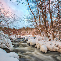 Winter wonderland scenery at the Mass Audubon Broadmoor Wildlife Sanctuary in Natick Massachusetts. <br /> <br /> Mass Audubon Broadmoor Wildlife Sanctuary waterfalls photography images are available as museum quality photography prints, canvas prints, acrylic prints or metal prints. Prints may be framed and matted to the individual liking and room decor needs:<br /> <br /> https://juergen-roth.pixels.com/featured/winter-at-mass-audubon-broadmoor-wildlife-sanctuary-juergen-roth.html<br /> <br /> Good light and happy photo making!<br /> <br /> My best,<br /> <br /> Juergen
