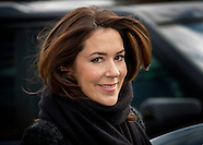"""Crown Princess Mary attends SFI Conference """"Education and vulnerability"""" with Mary Foundation"""