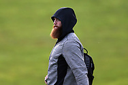 Jake Ball, the Wales rugby player arrives for the Wales rugby team training session at the Vale Resort Hotel in Hensol, near Cardiff , South Wales on Thursday 23rd November 2017.  the team are preparing for their Autumn International series test match against New Zealand this weekend.   pic by Andrew Orchard
