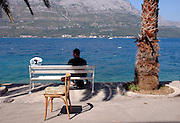 Croatia, Adriatic Sea, Korcula Island