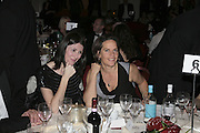 Mina Fry and Kathleen Farrer,  Costa Book Awards 2006. Grosvenor House Ballroom. Park Lane, London. 7 February 2007. -DO NOT ARCHIVE-© Copyright Photograph by Dafydd Jones. 248 Clapham Rd. London SW9 0PZ. Tel 0207 820 0771. www.dafjones.com.