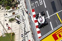 May 28, 2017 - Monte Carlo, Monaco - Motorsports: FIA Formula One World Championship 2017, Grand Prix of Monaco, .#19 Felipe Massa (BRA, Williams Martini Racing) (Credit Image: © Hoch Zwei via ZUMA Wire)