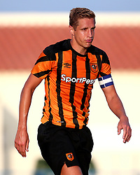 Michael Dawson of Hull City - Mandatory by-line: Robbie Stephenson/JMP - 18/07/2017 - FOOTBALL - Estadio da Nora - Albufeira,  - Hull City v Bristol Rovers - Pre-season friendly