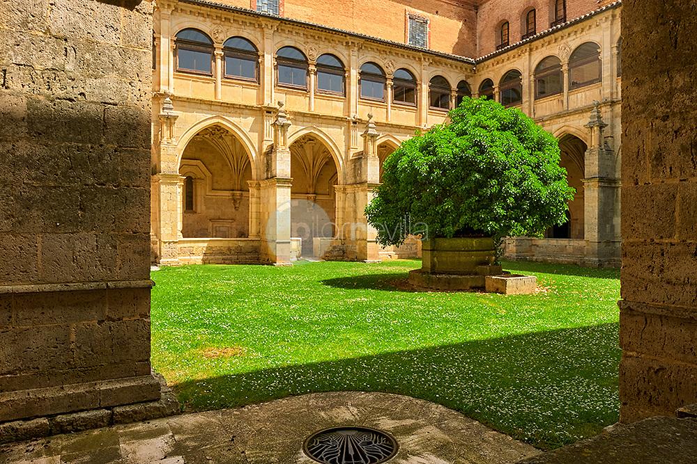 Monasterio San Zoilo. Carrion de los Condes. Palencia