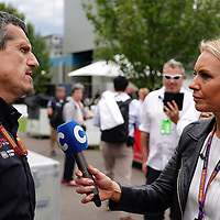 13.03.2020, Albert-Park, Melbourne, FORMULA 1 ROLEX AUSTRALIAN GRAND PRIX 2020<br /> , im Bild<br />Das Rennen in Melbourne ist abgesagt worden, Grund die Ausbreitung des Coronavirus (COVID-19)<br />Teamchef Günther Steiner (Haas F1 Team) spricht mit den Medien über die Absage.<br /> <br /> Foto © nordphoto / Bratic
