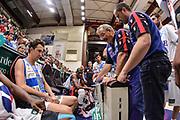 DESCRIZIONE : Campionato 2014/15 Dinamo Banco di Sardegna Sassari - Umana Reyer Venezia<br /> GIOCATORE : Romeo Sacchetti<br /> CATEGORIA : Allenatore Coach Time Out<br /> SQUADRA : Dinamo Banco di Sardegna Sassari<br /> EVENTO : LegaBasket Serie A Beko 2014/2015<br /> GARA : Dinamo Banco di Sardegna Sassari - Umana Reyer Venezia<br /> DATA : 03/05/2015<br /> SPORT : Pallacanestro <br /> AUTORE : Agenzia Ciamillo-Castoria/L.Canu